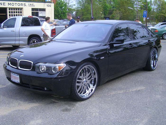 Bmw 745 24 inch rims submited images